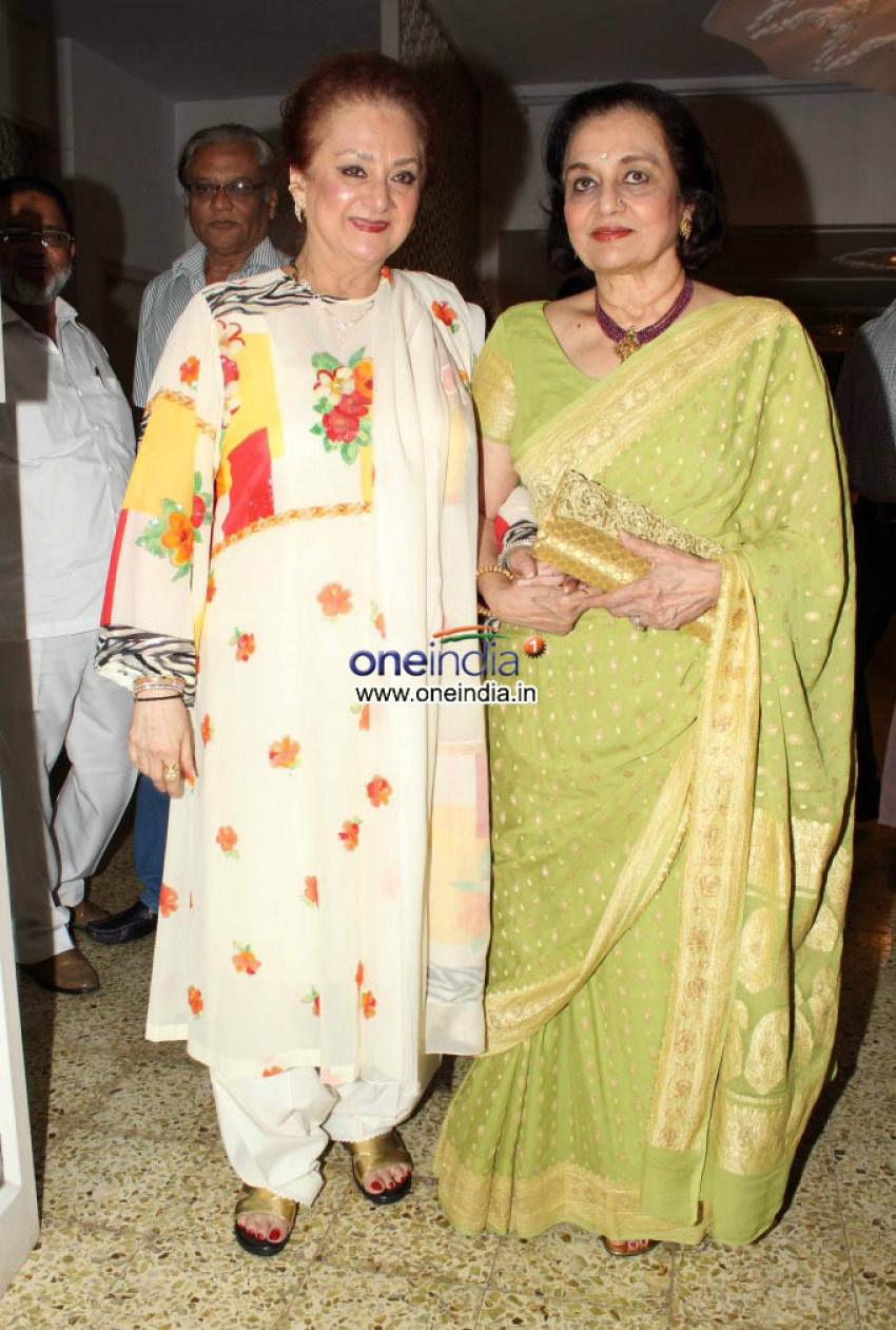 Dilip Kumar's birthday Party Celebration Photos