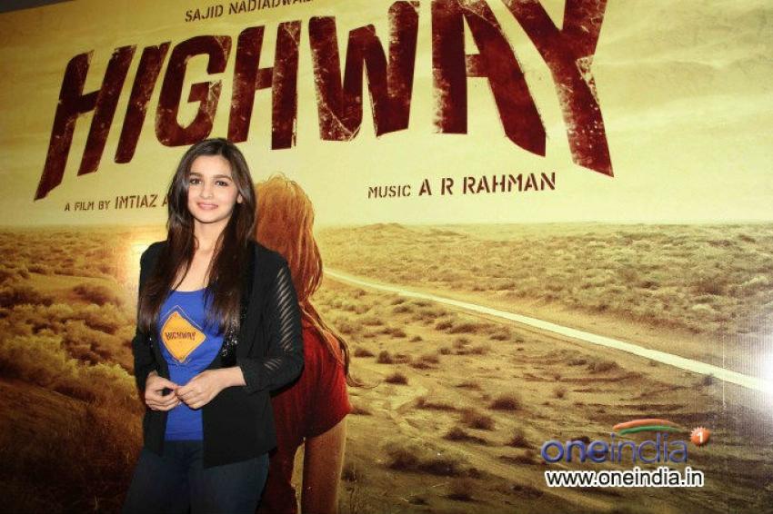 Trailer Launch Of Film Highway Photos