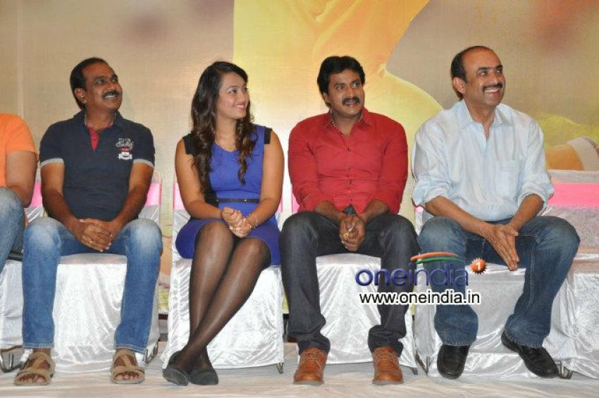 Bheemavaram Bullodu Press Meet Photos