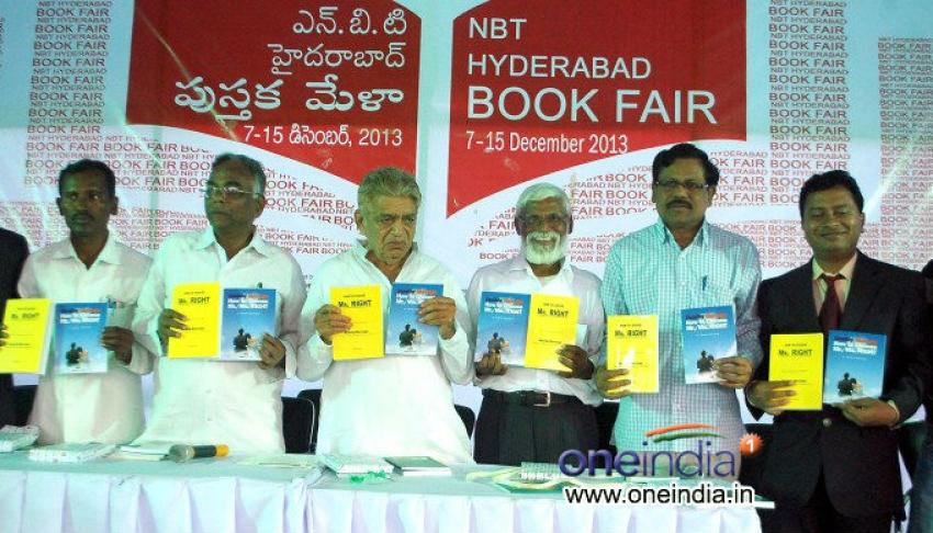 Book Mela in Hyderabad Photos