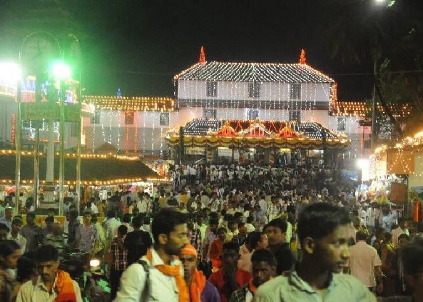 Dharmasthala Deepotsava 2013 Photos