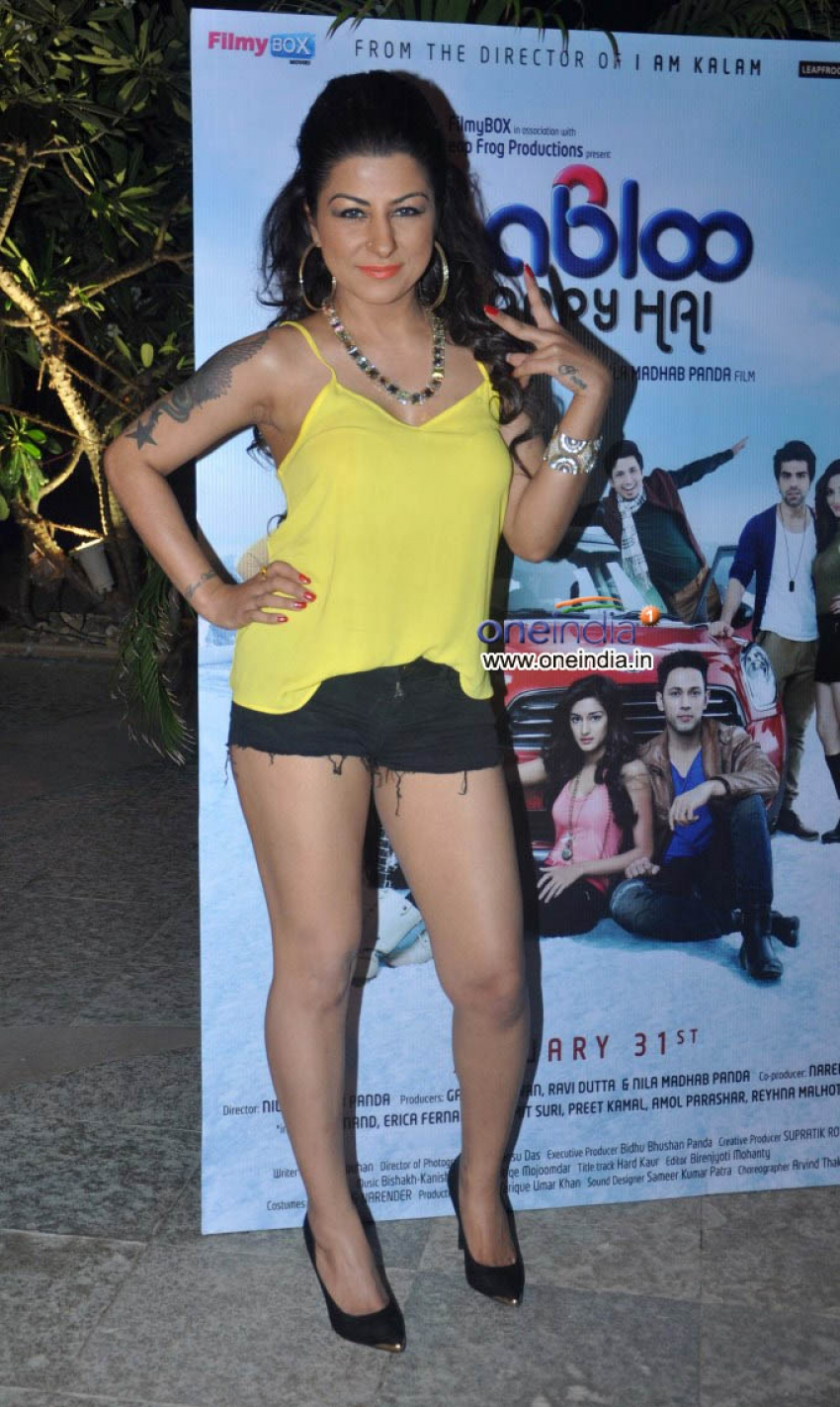Music Launch Of Film Babloo Happy Hai Photos