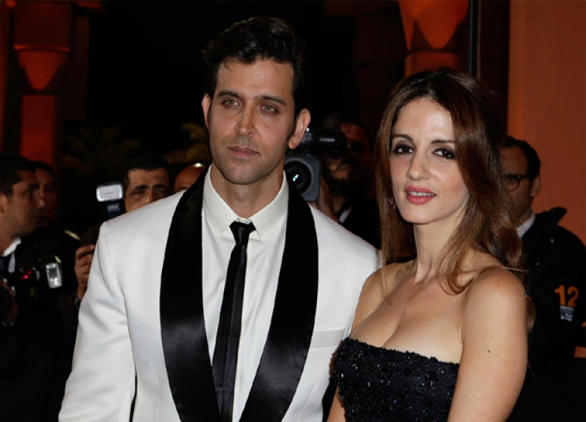 Hrithik Roshan and Sussanne Roshan's Rare and Unseen pictures Photos