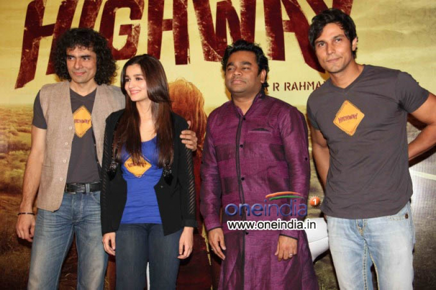 Highway First Look Launch Photos