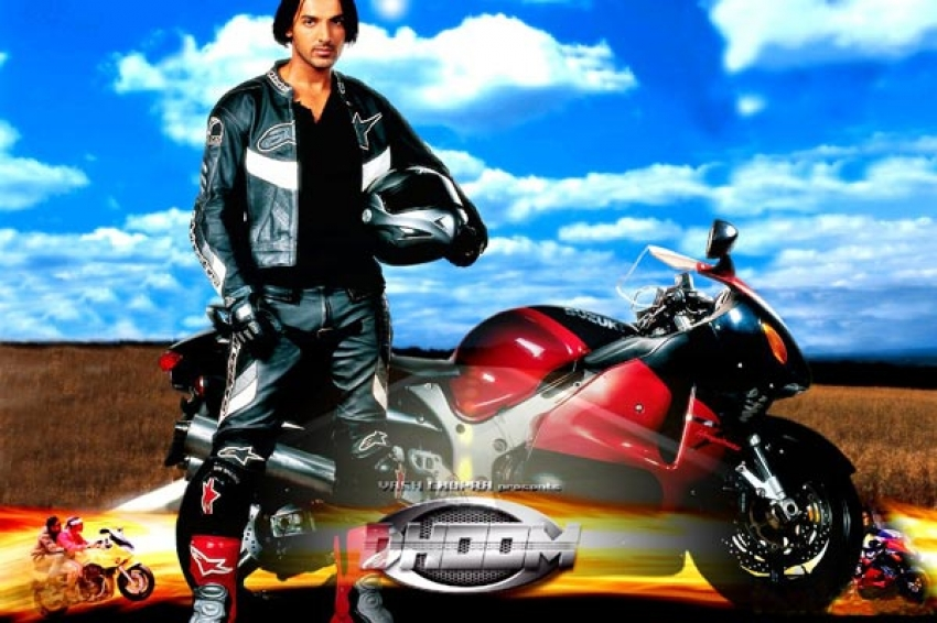 Bikes Used in Dhoom Series Photos
