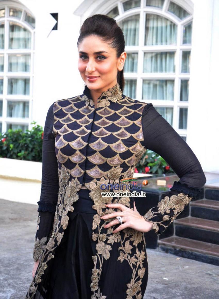 Kareena Kapoor promotes Vith U mobile app Photos