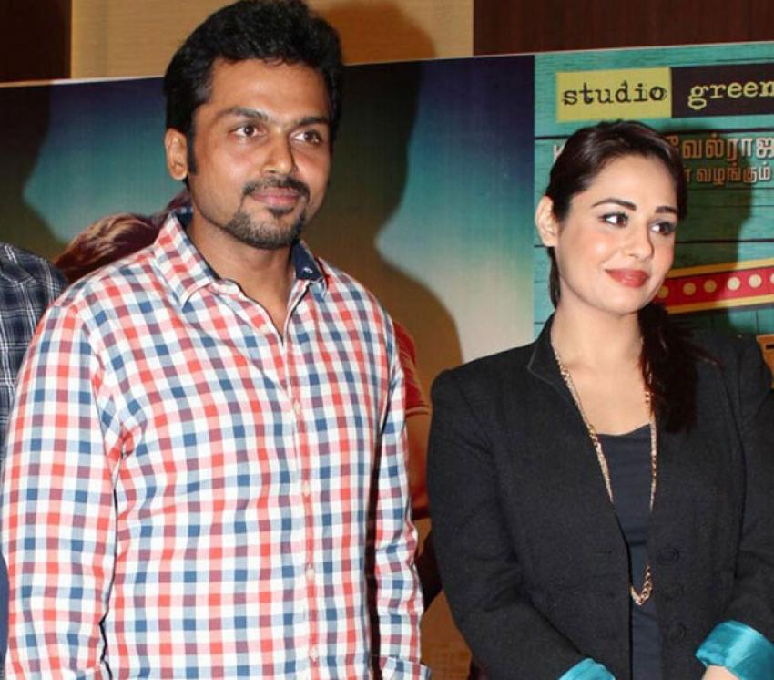 Biriyani film press meet Photos