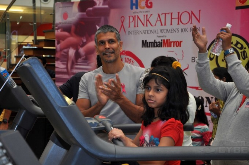 Treadathon Mumbai 2013 Photos