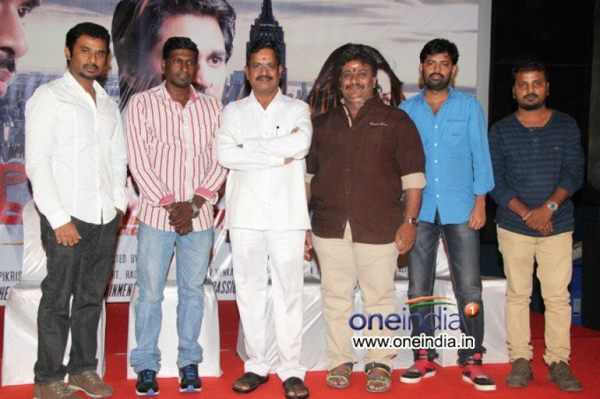 Ner Ethir Press Meet Photos