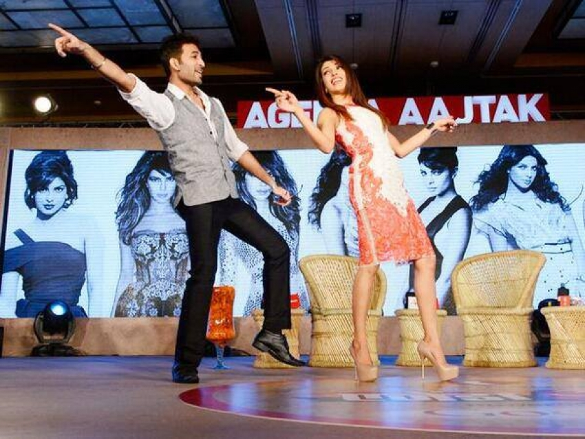 Shahrukh Khan and Aamir Khan attend the Agenda Aaj Tak program Photos