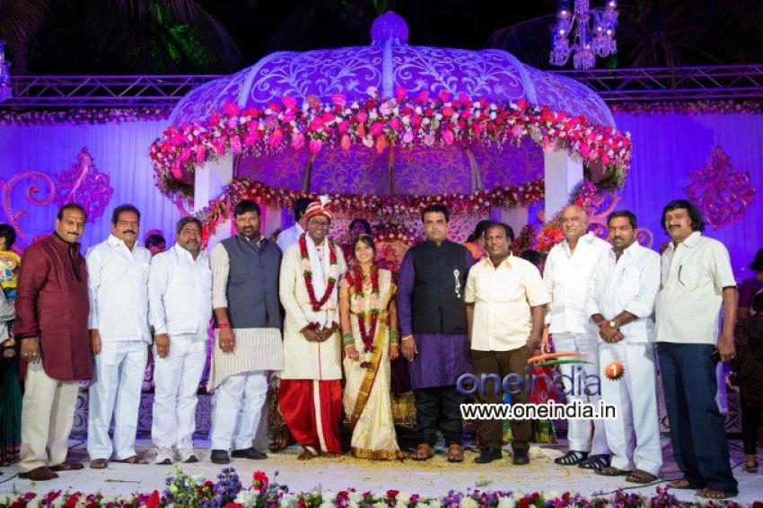 Producer Shivakumar Daugher Marriage Photos