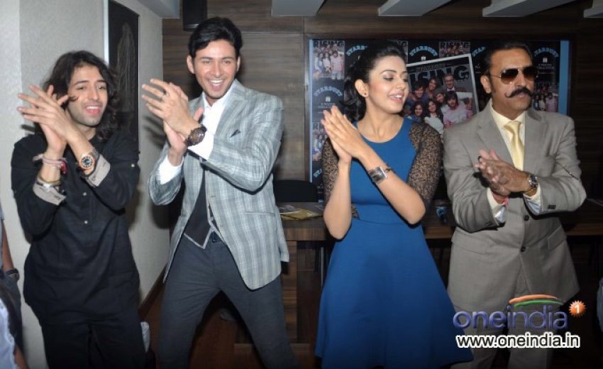 Yaariyan film stars unveils latest issue of The Rising Star Magazine Photos