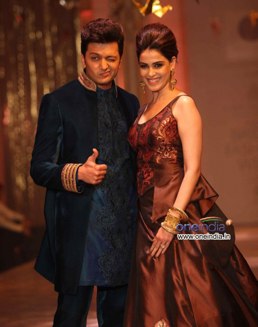 India Bridal Fashion Week  2013 Photos