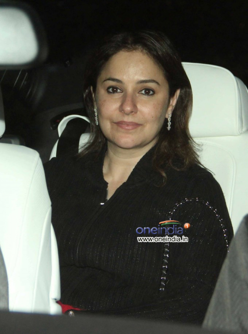 Special Screening Of Film Dhoom 3 Photos