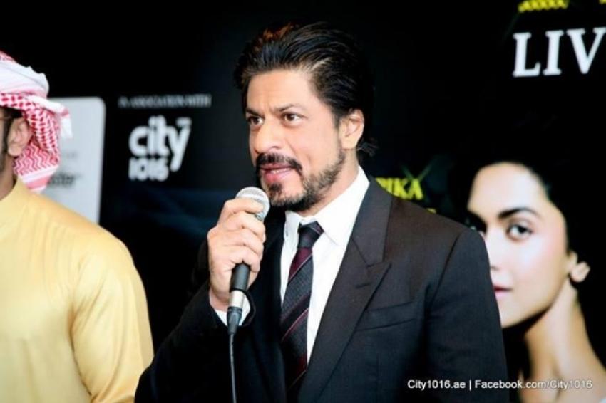Shahrukh Khan, Madhuri Dixit & Honey Singh at AAA press meet Photos