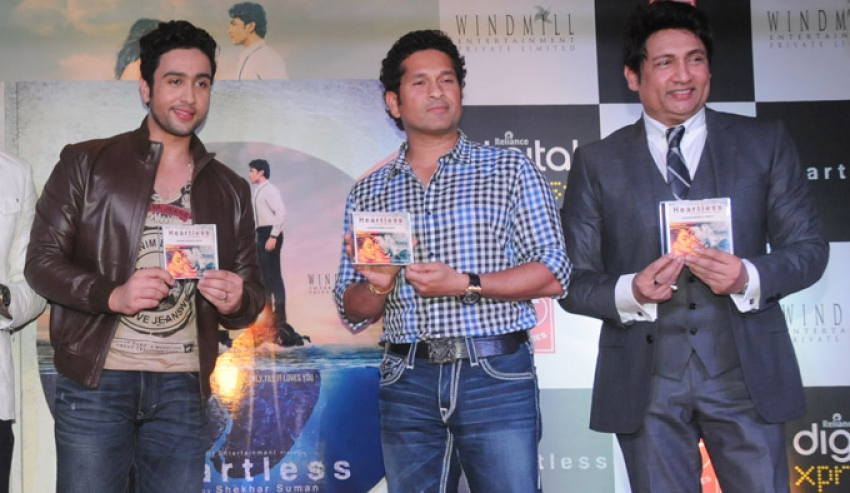 Music Launch Of Film Heartless Photos