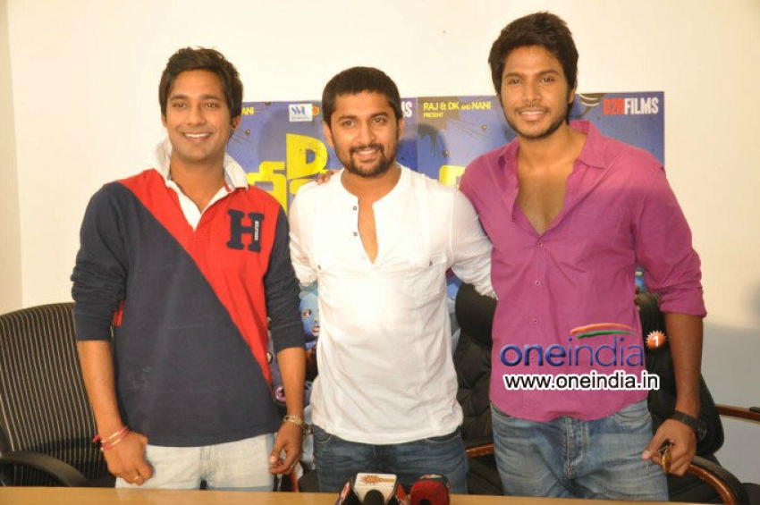 D For Dopidi Press Meet Photos