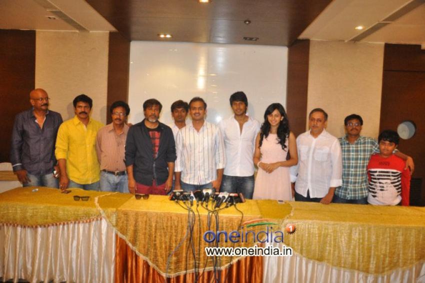 Venkatadri Express Success Meet Photos
