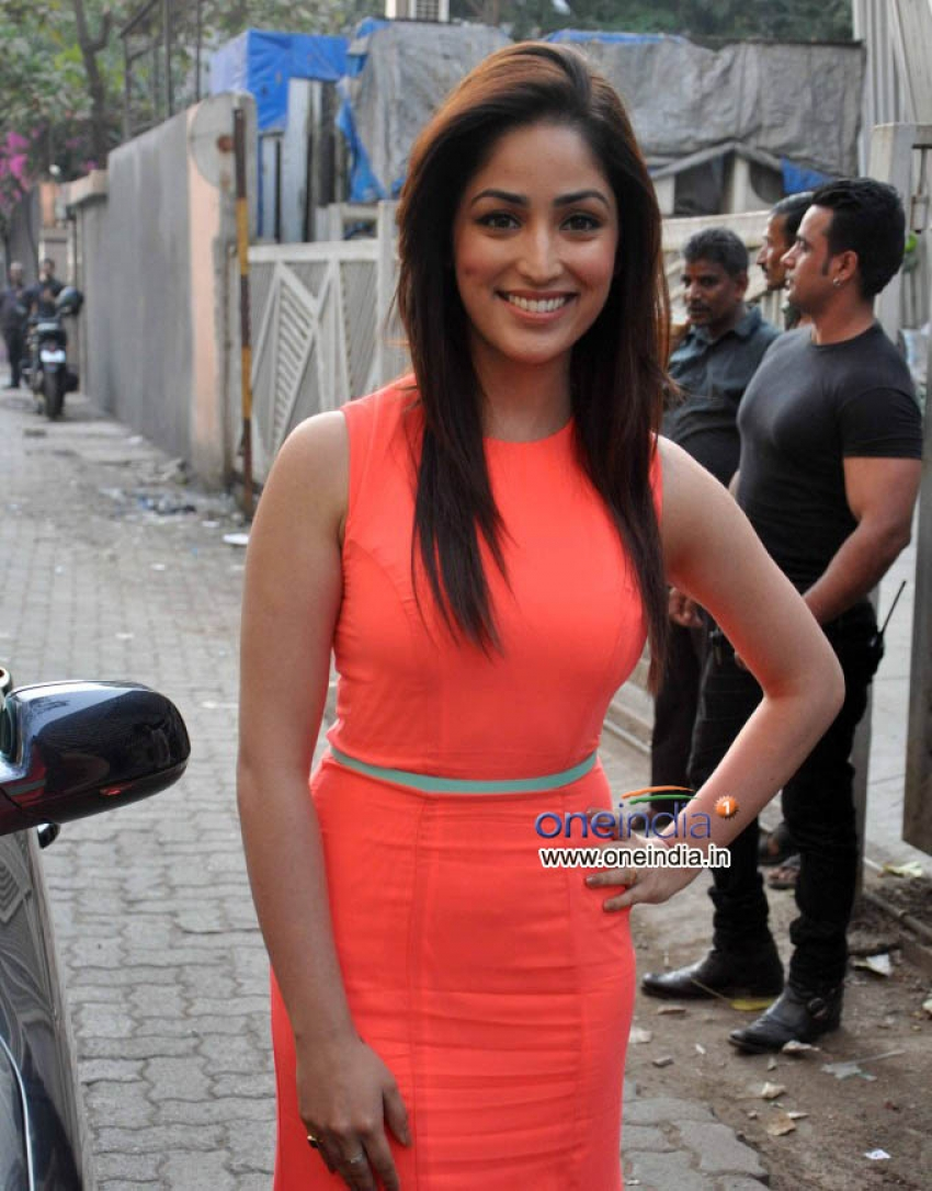 Yami Gautam Launches Femina Salon and Spa Magazine Photos