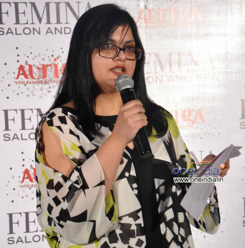 Yami Gautam Launches Femina Salon and Spa Magazine Photos
