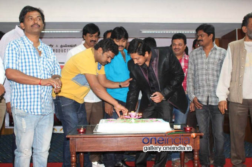 Ajay Rao Birthday Bash Photos