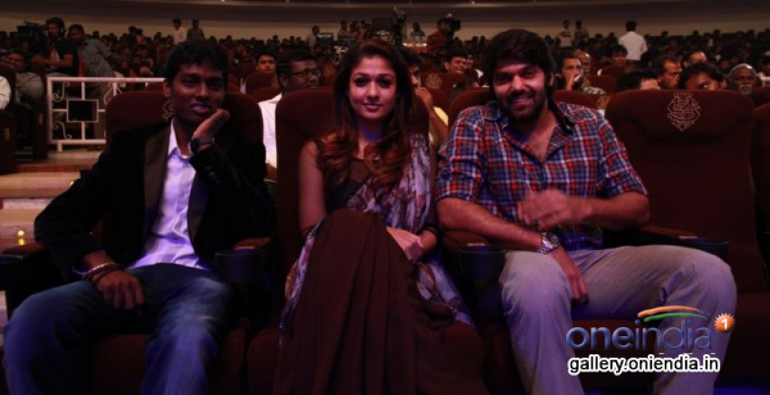 Raja Rani Film 100 Days Celebration Photos