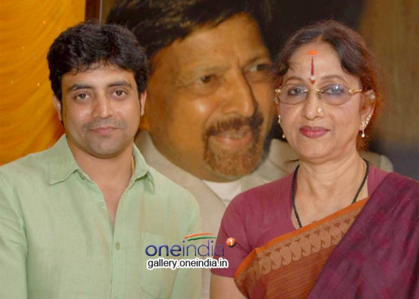 Bharathi Vishnuvardhan Press Meet Photos