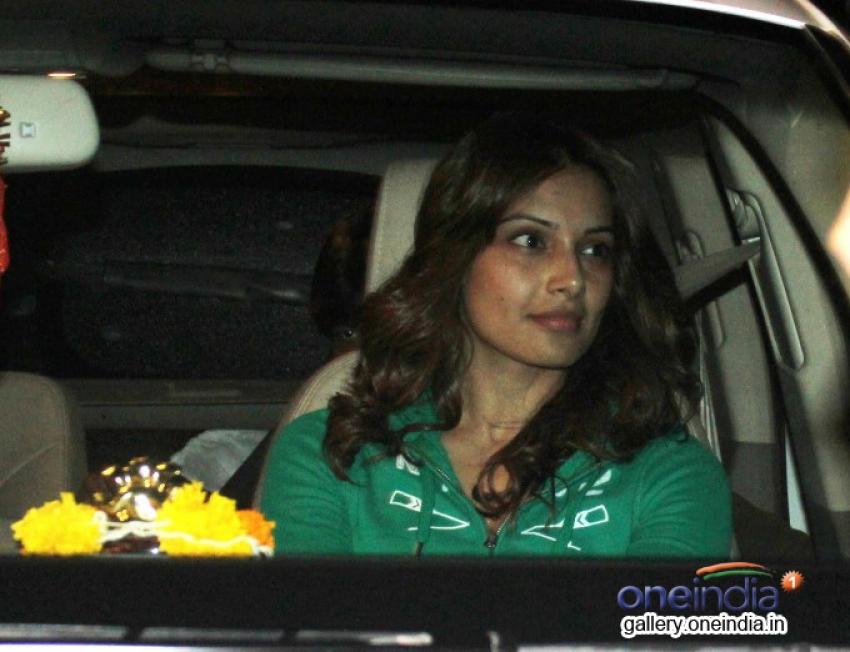 Humshakals film starcast snapped at Mehboob Studio Photos