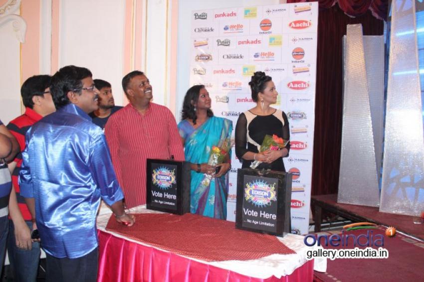 7th Year Edison Awards Press Meet Photos
