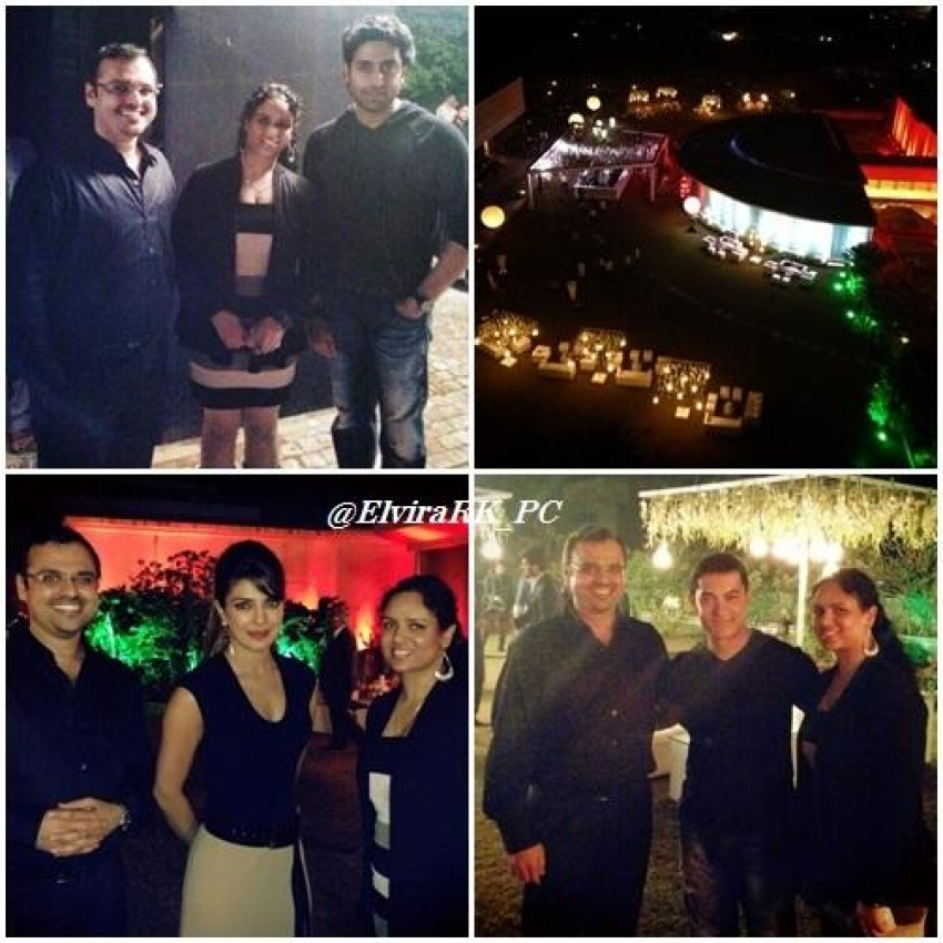 Dhoom 3 Success Party Photos