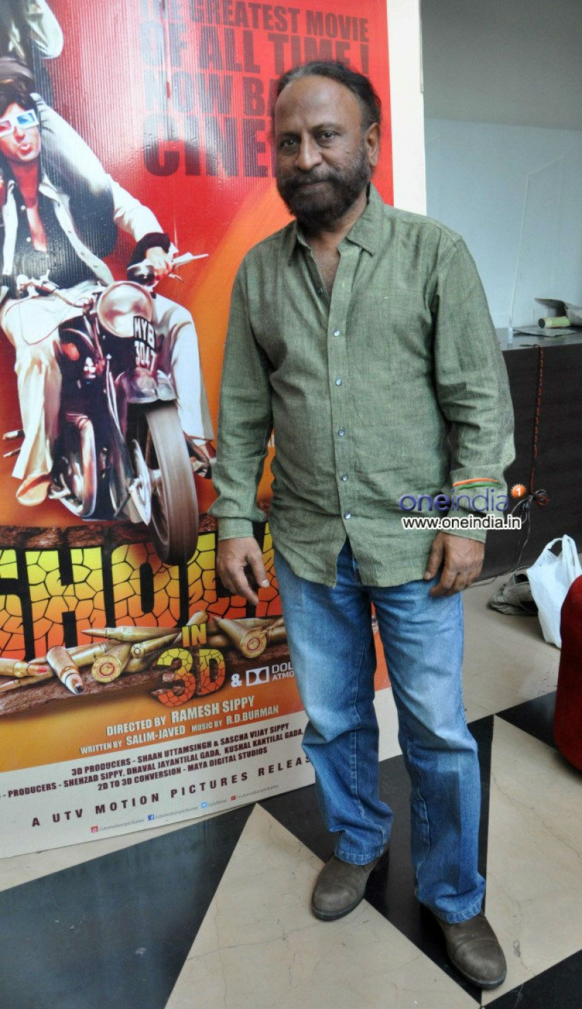 Special Screening Of Film Sholay 3D Photos