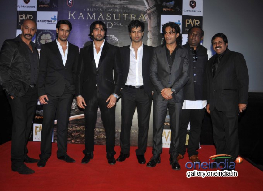 Trailer Launch Of Kamasutra 3D Photos