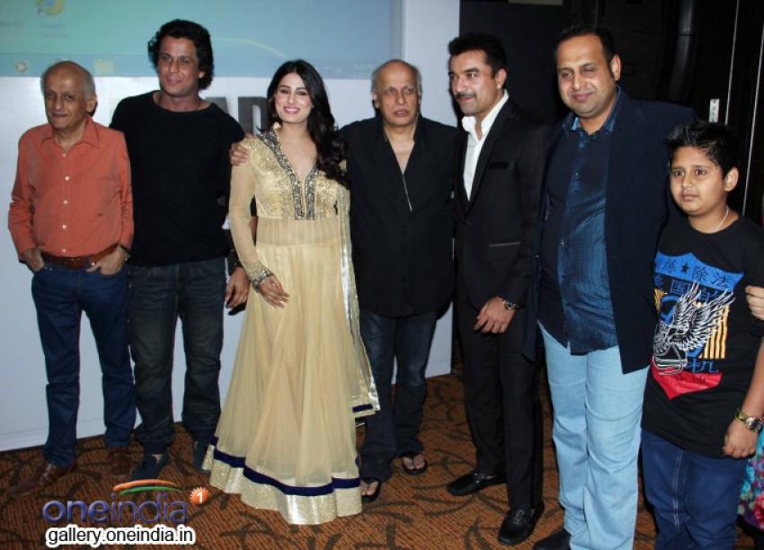 Ya Rab Film Press Meet Photos