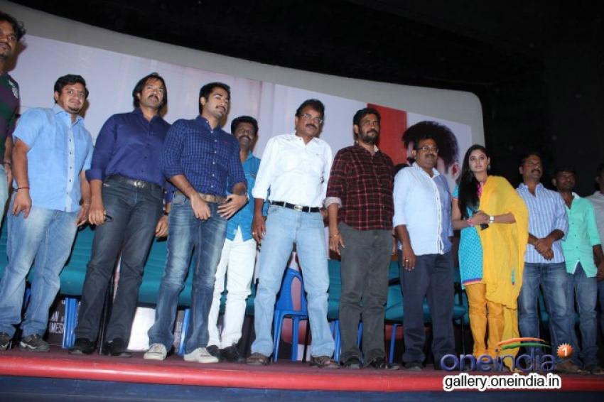 Thottal Thodarum Film Press Meet Photos