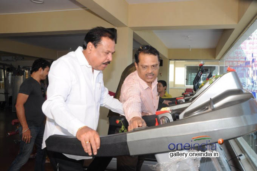 Century Film Institute and Fitness Center Launched Photos