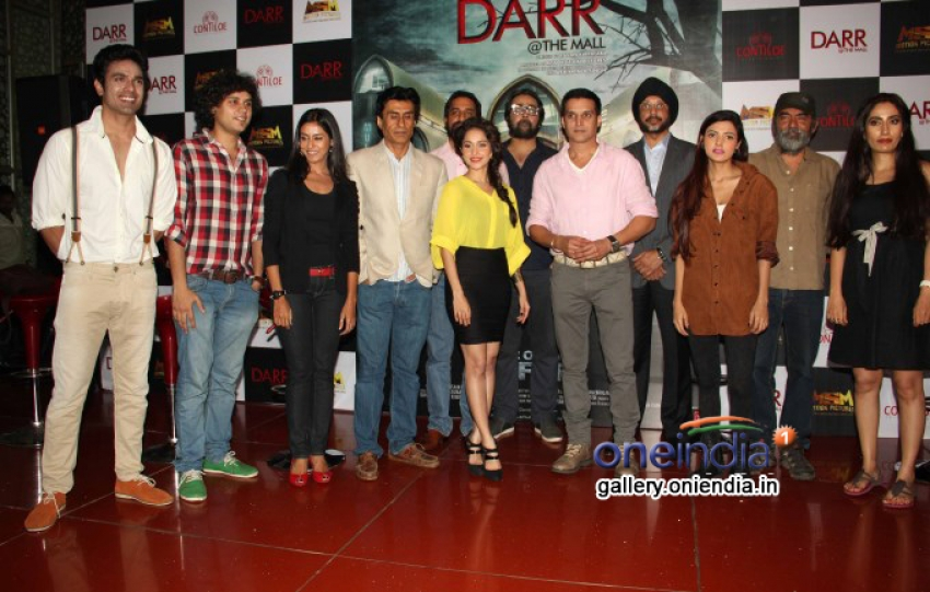 First Look Of Film Darr @ The Mall Photos