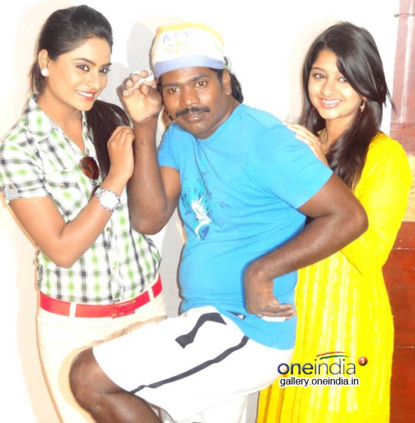 Jyoti Alias Kothi Raja Movie Press Meet Photos