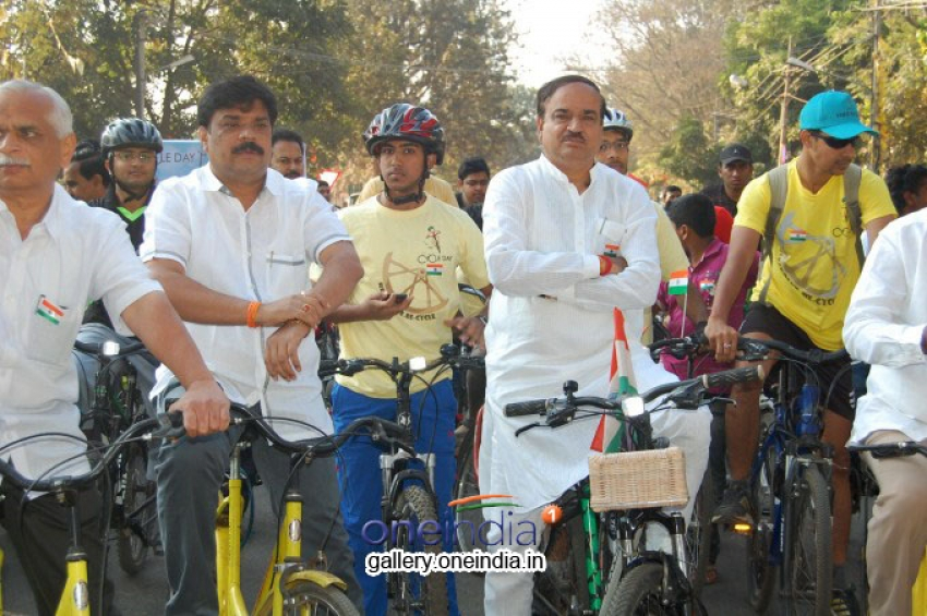 Feel Bengaluru - Cycle Day Photos