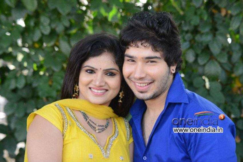 Gautham + Nilima = ? Movie Launch Photos