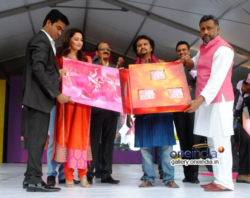 Gulaab Gang Music Launch Photos