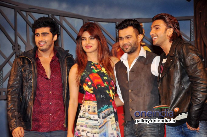 Music Launch Of Film Gunday Photos