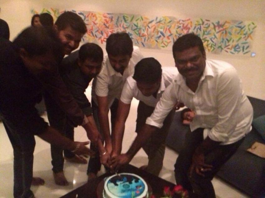 Harris Jayaraj 39th Birthday Celebration Photos