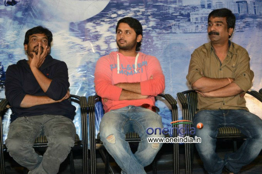 Heart Attack Press Meet Photos