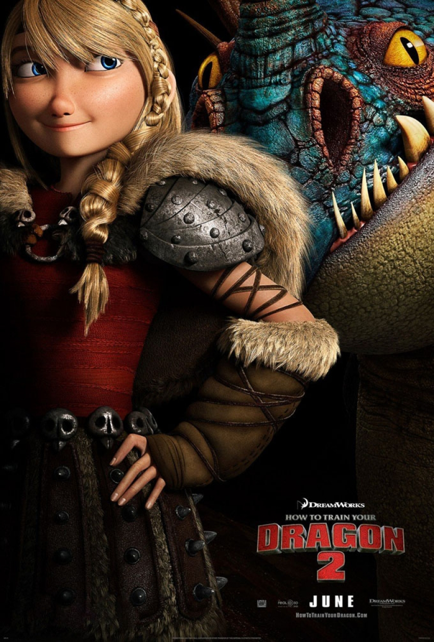How to Train Your Dragon 2 Photos