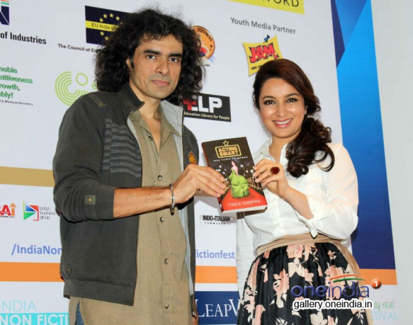 Tisca Chopra's Acting Smart Book Launch Photos