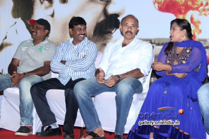 Kalavaram Press Meet Photos