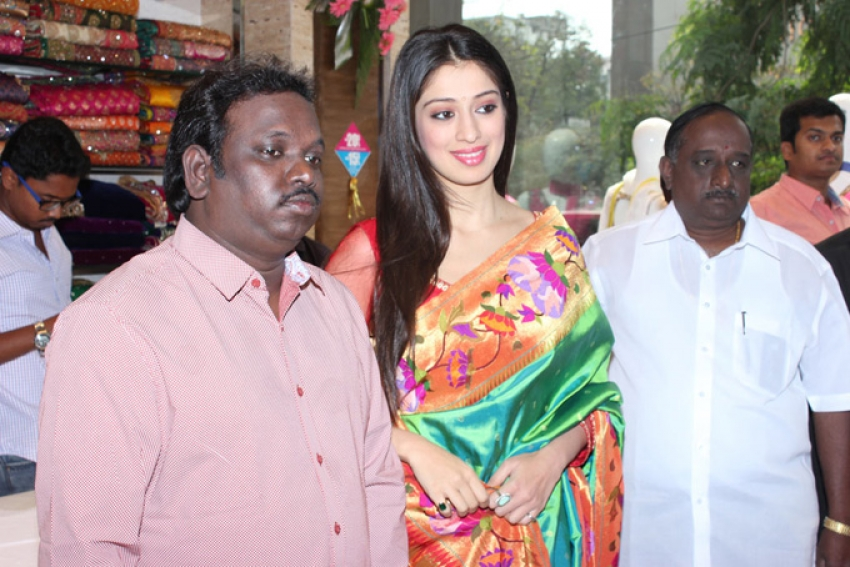 Lakshmi Rai at Shree Nikethan shopping mall launch Photos
