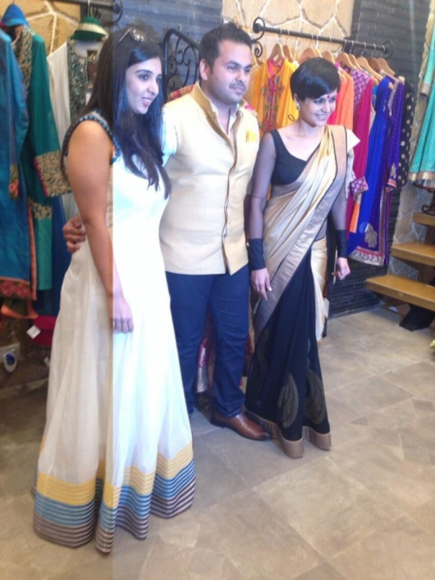 Hue Fashions new store launch Photos
