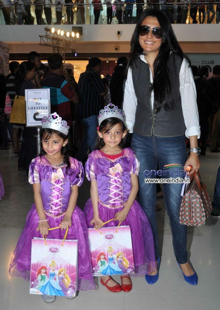 Disney Princesses meet Indian celebrities Photos