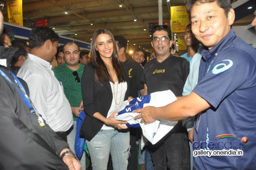 Neha Dhupia inaugurates Get Active Expo Photos